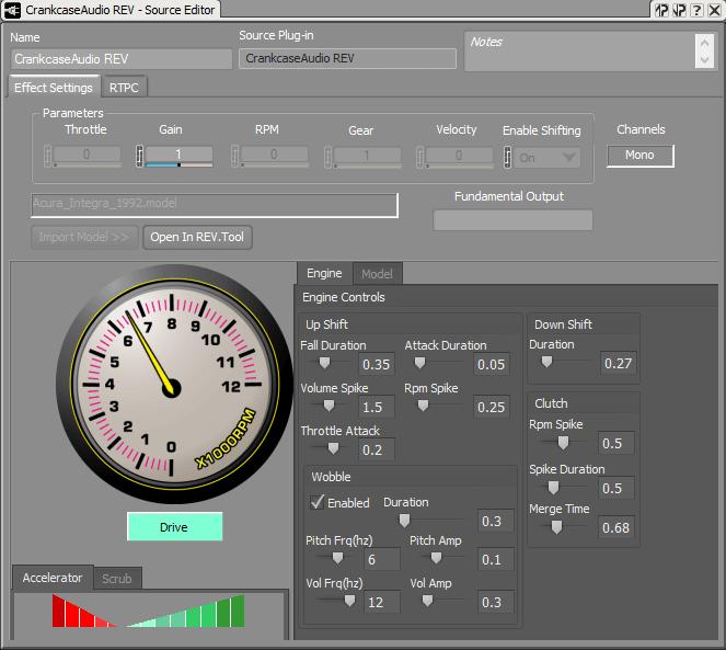 Crankcase REV | Audiokinetic
