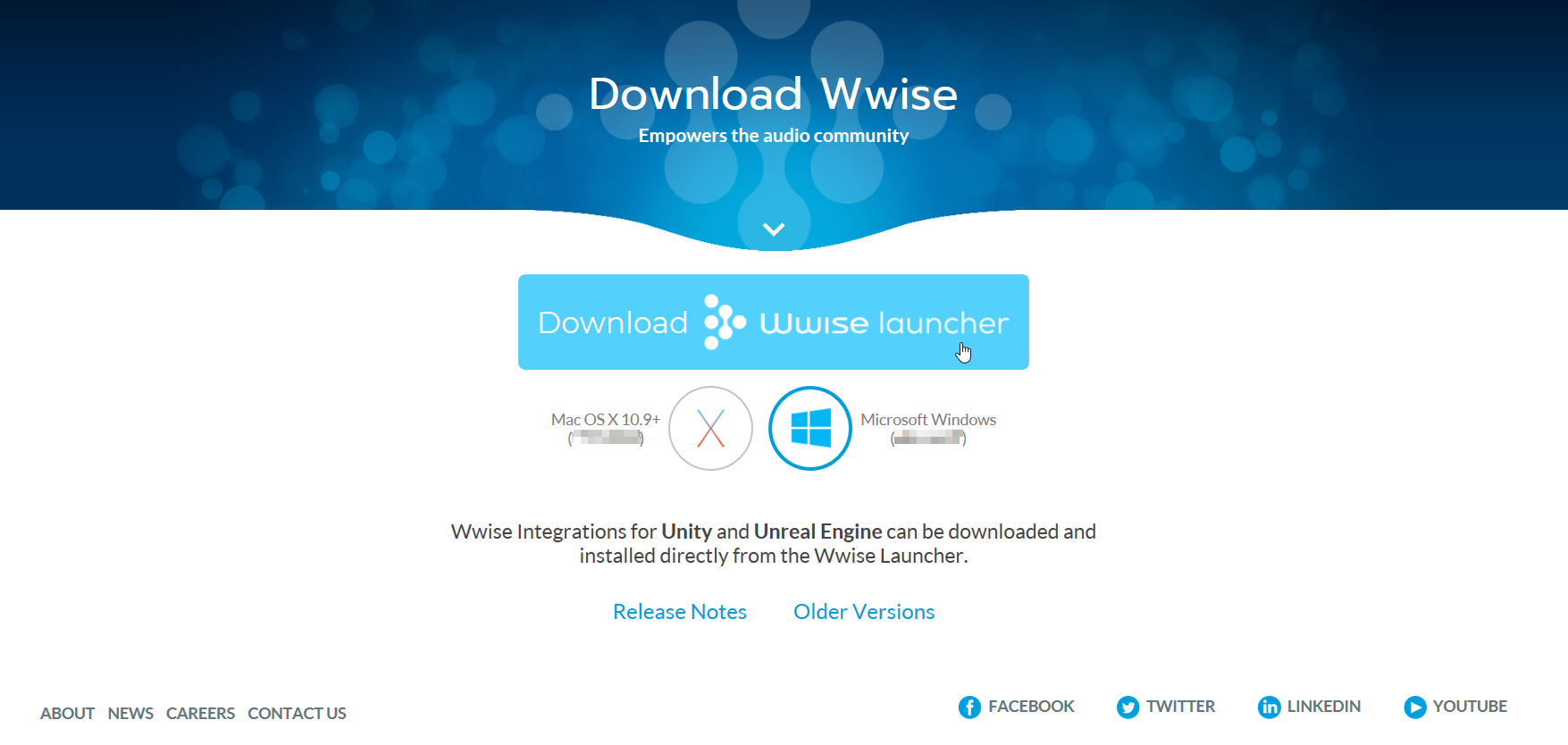 Installing Wwise