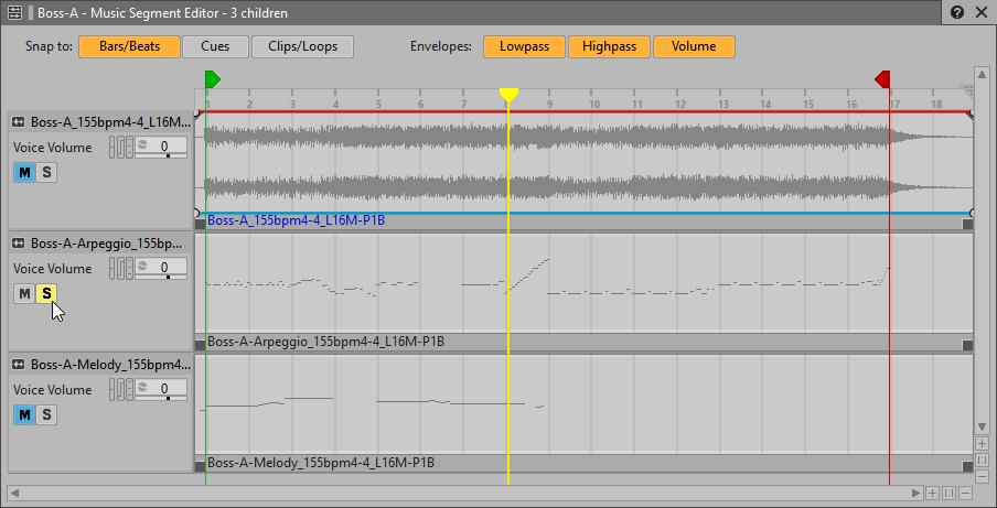 Importing a MIDI File