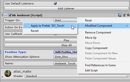Using Multi Position Mode